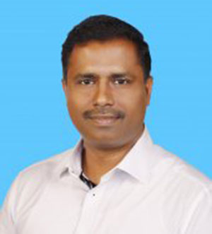 S. Arivagara Pavithran - Founder / Co-Chair MyEFM